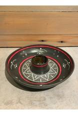 Leach, Patrick Pottery Smudge Bowl #0049