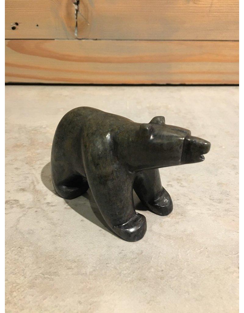 Moose, Howard Small Bear