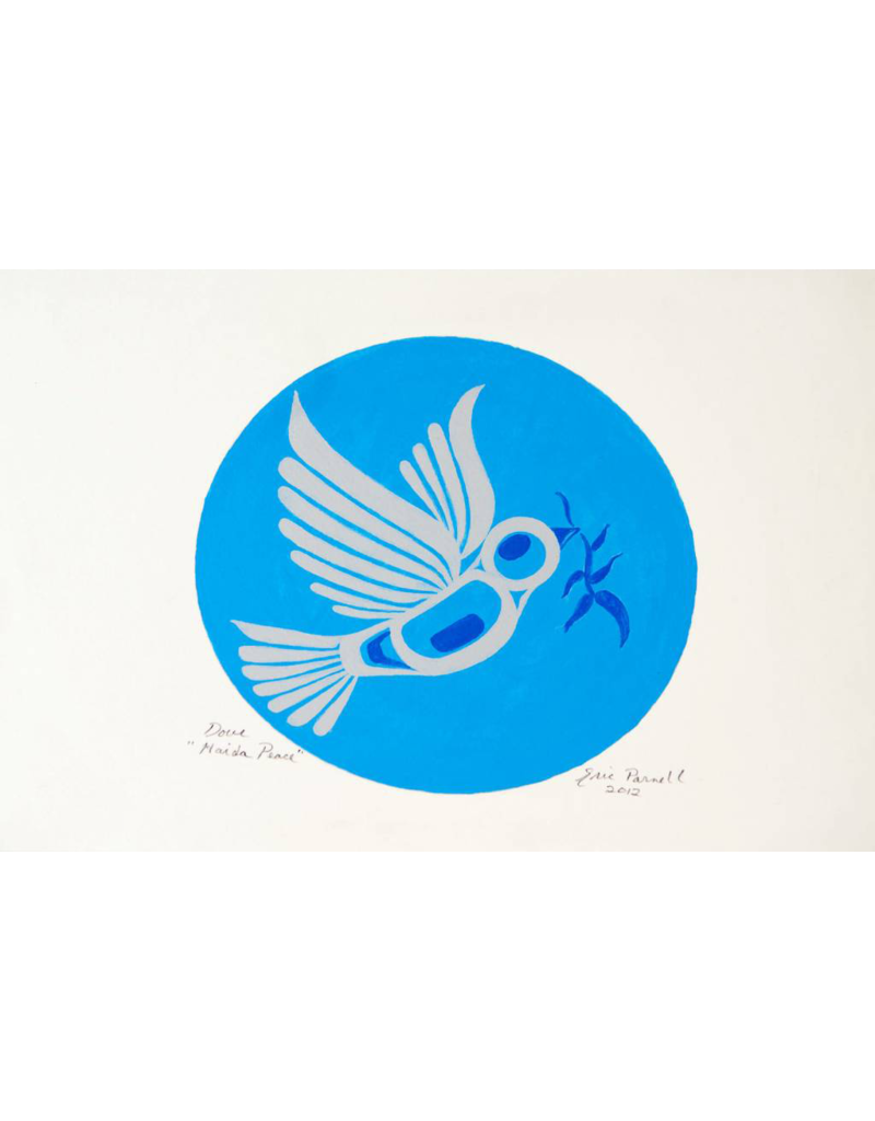 Parnell, Eric Dove - Haida Peace