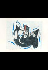 Houstie, Ben Killer Whale Transformation to Raven 2013