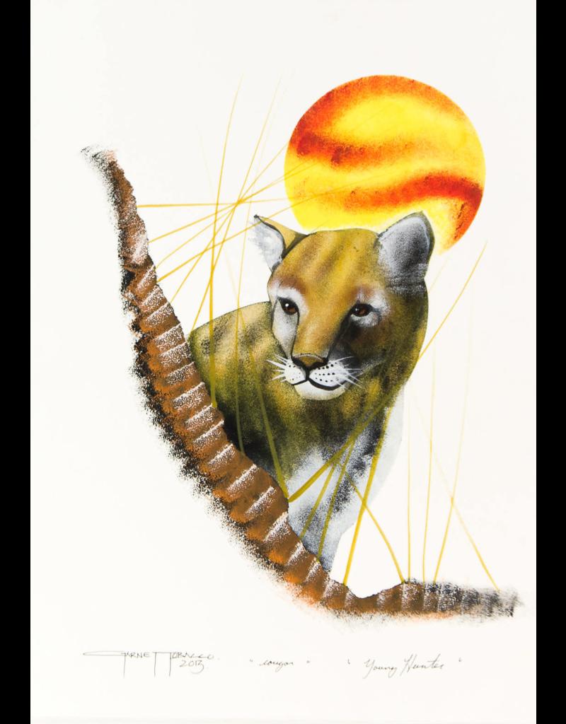 Tobacco, Garnet Young Hunter - Cougar Original 2012