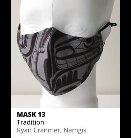 Native Northwest Native Cloth Mask