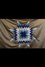 Nancy Greyeyes Star Baby Blanket