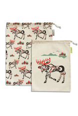 Native Northwest Moose Reusable Bag