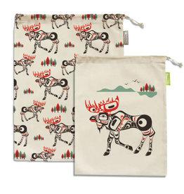 Native Northwest Moose Reusable Bag