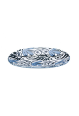 Panabo Sales Hummingbird Oval Mini Platter