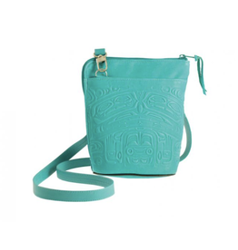 Panabo Sales Bear Crossbody Bag Turquoise