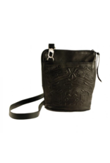 Panabo Sales Bear Crossbody Bag Black