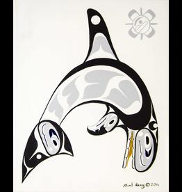 Henry, Brad Killer Whale Design