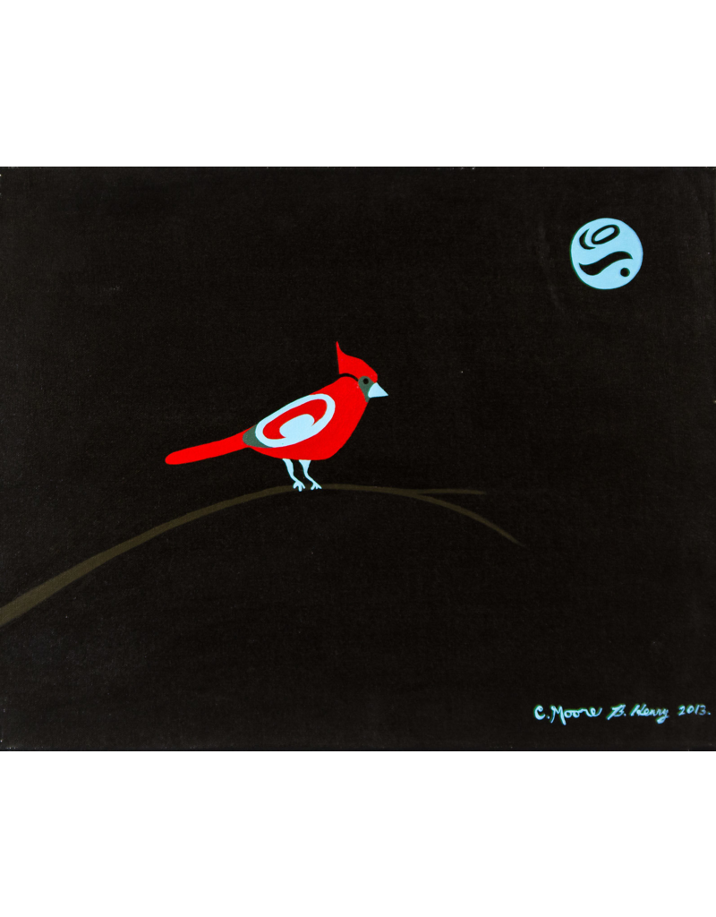 Henry, Brad Red Bird