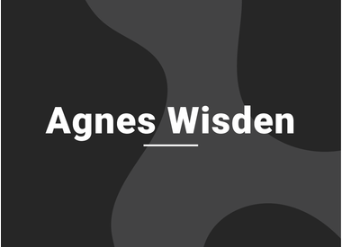 Agnes Wisden