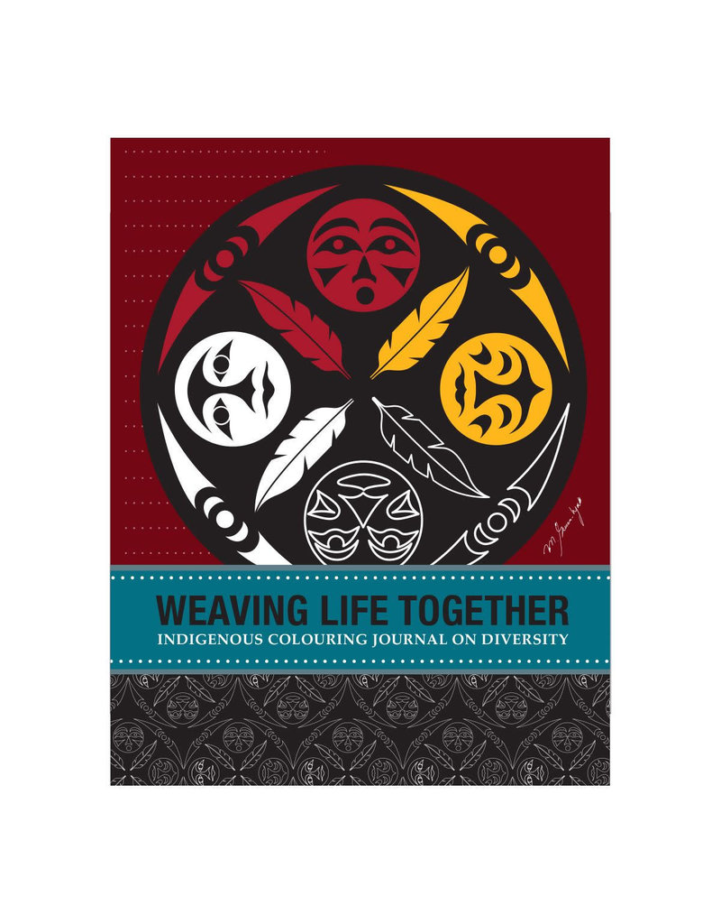 Native Northwest Weaving Life Together