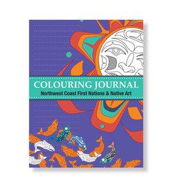 Native Northwest Colouring Jounal