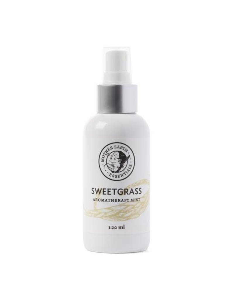 Mother Earth Essentials Sweetgrass Spray - Mother Earth