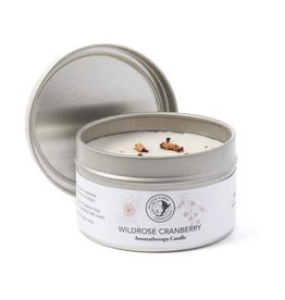 Mother Earth Essentials Wild Rose Candle - Mother Earth