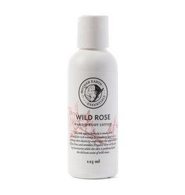 Mother Earth Essentials Wild Rose Lotion - Mother Earth