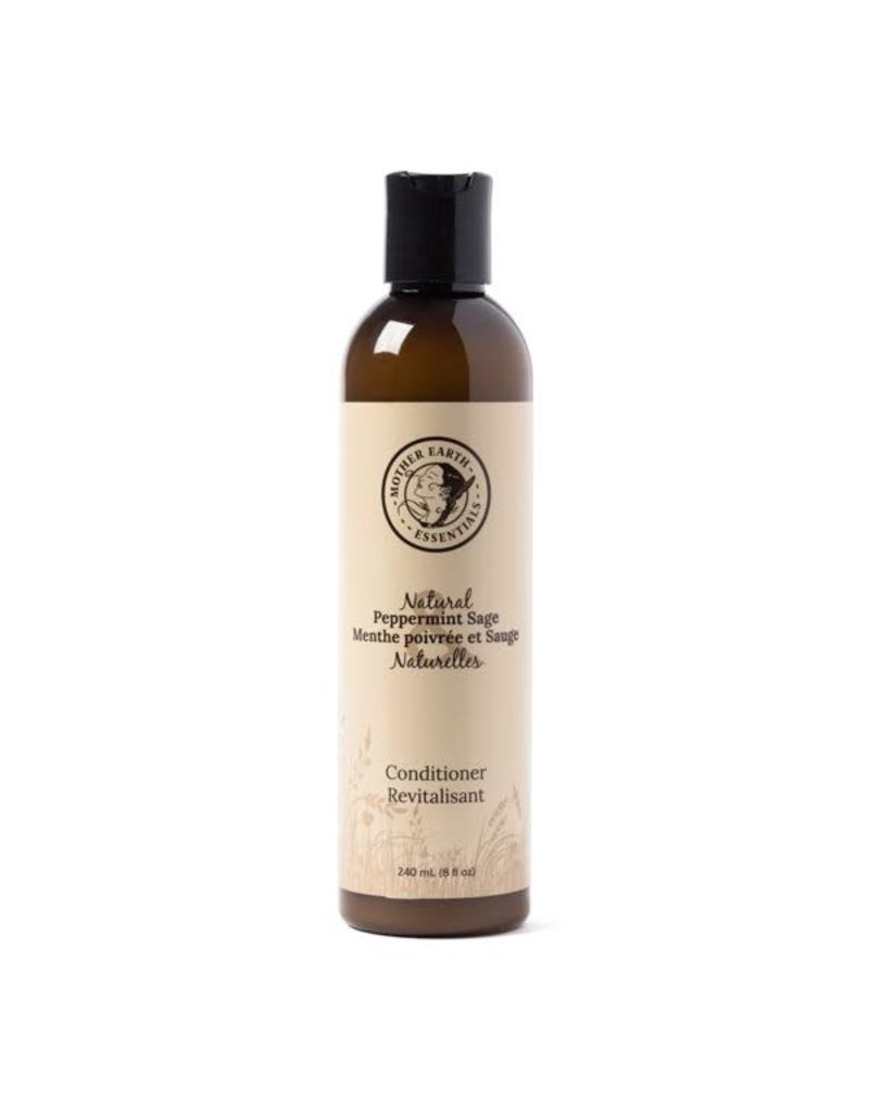 Mother Earth Essentials Peppermint Sage Conditioner- Mother Earth