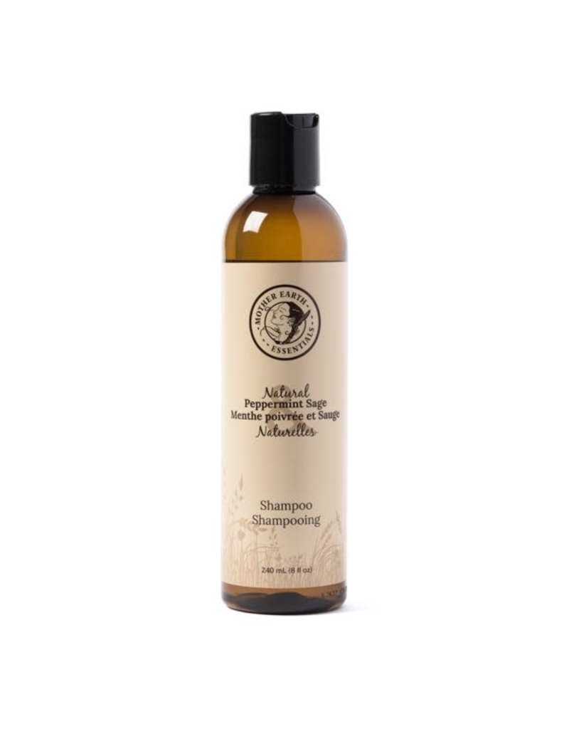 Mother Earth Essentials Peppermint Sage Shampoo
