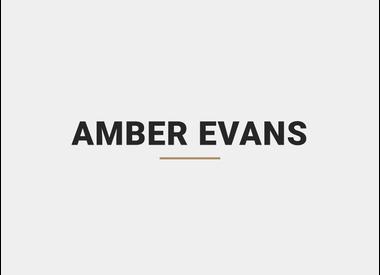 Amber Evans