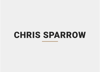 Chris Sparrow