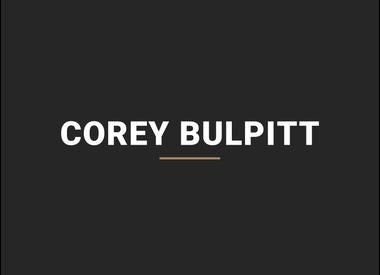 Corey Bulpitt