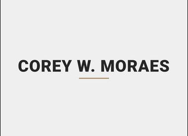 Corey W. Moraes