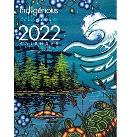 Canadian Art Prints Calendar Eagle & Turtle