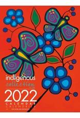 Canadian Art Prints Calendar Butterfly 2022
