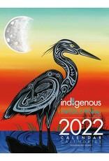 Canadian Art Prints Calendar Heron 2022