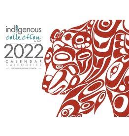 Canadian Art Prints Calendar Bear Jonathan E. 2022
