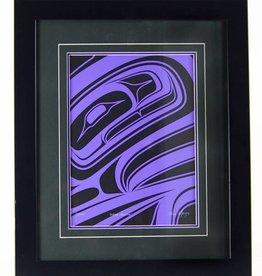 Edzerza Alano Purple Formline