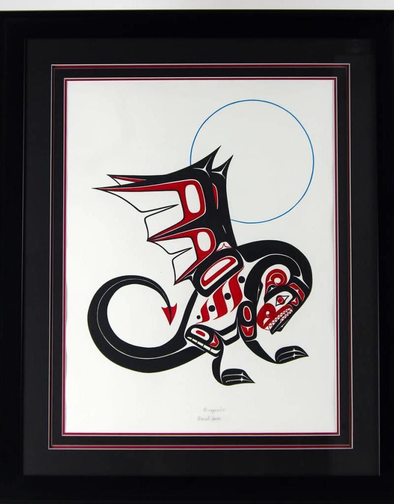 Amos, Darrel Dragon