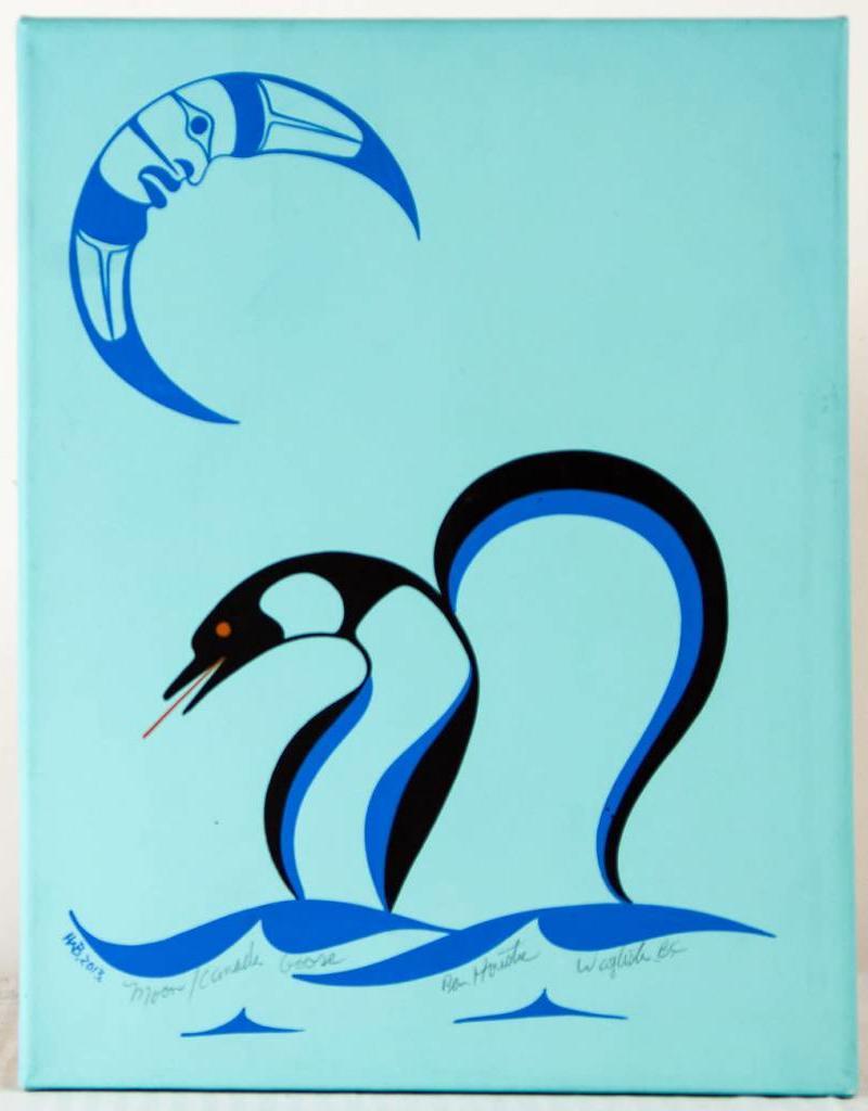 Houstie, Ben Moon & Canada Goose
