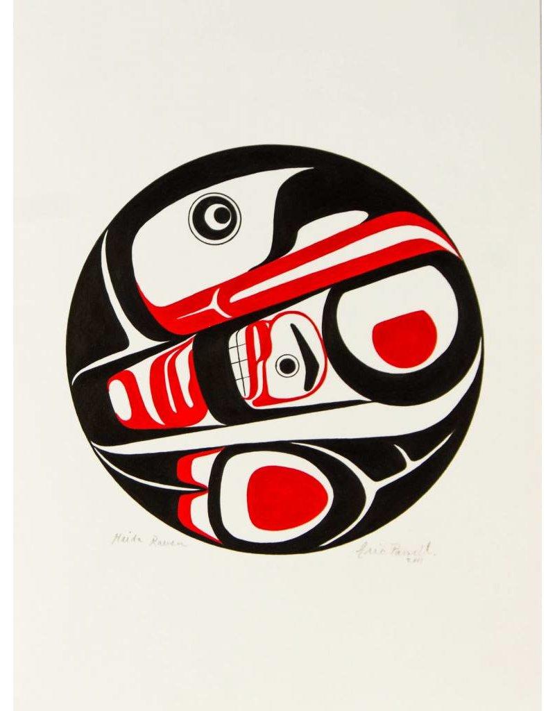 Parnell, Eric Haida Raven 2011