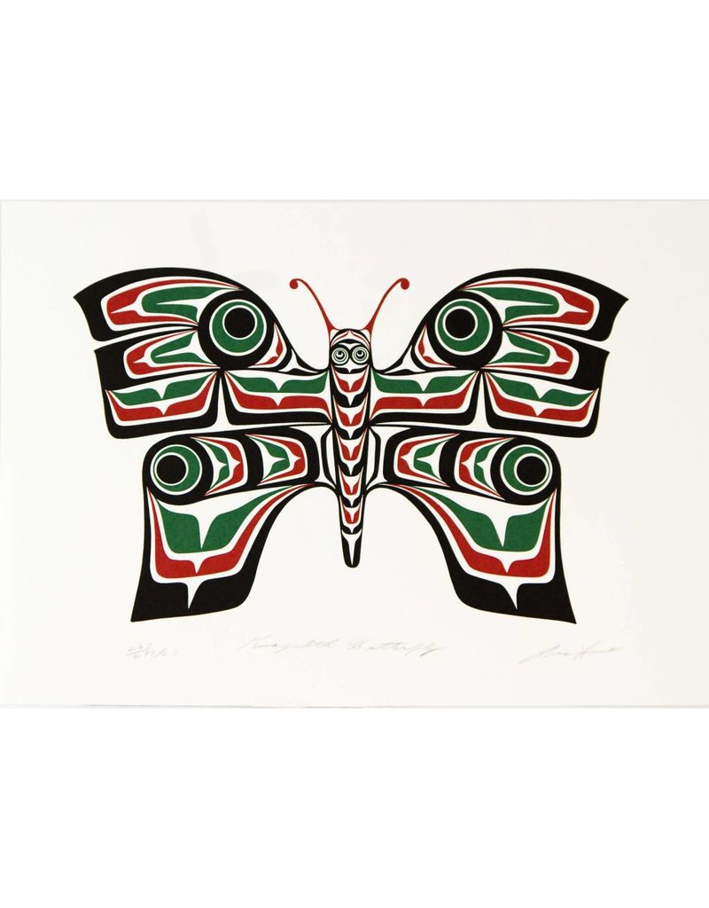 Hunt Sr., Ross Kwagulth Butterfly
