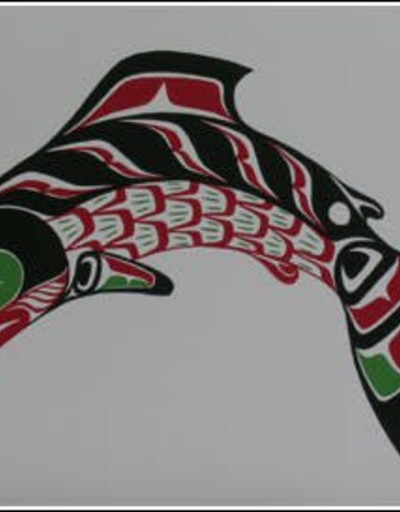 Hunt Sr., Ross Kwagulth Salmon