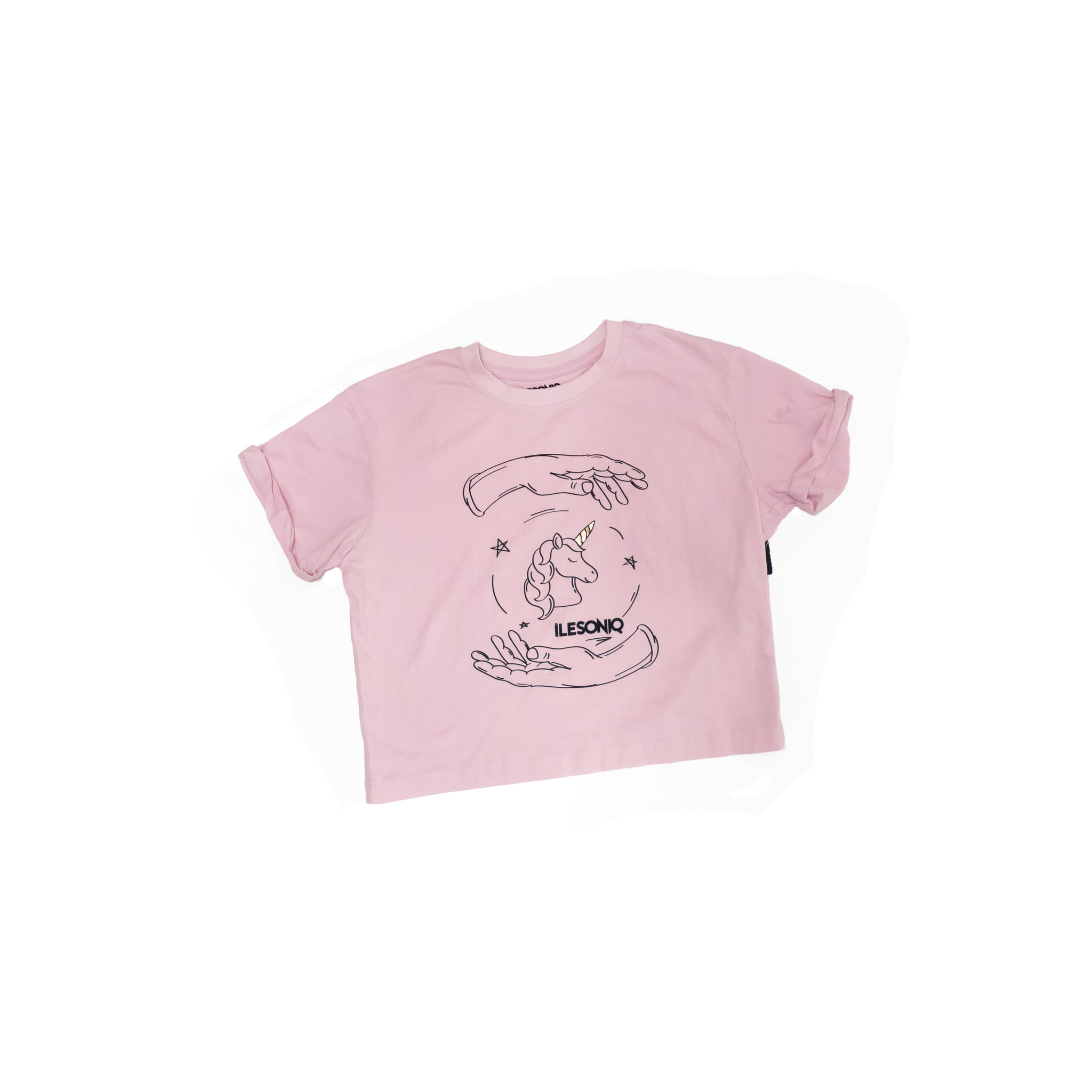 Ile Soniq TFIS18CL0001 -  T-shirt femme crop top
