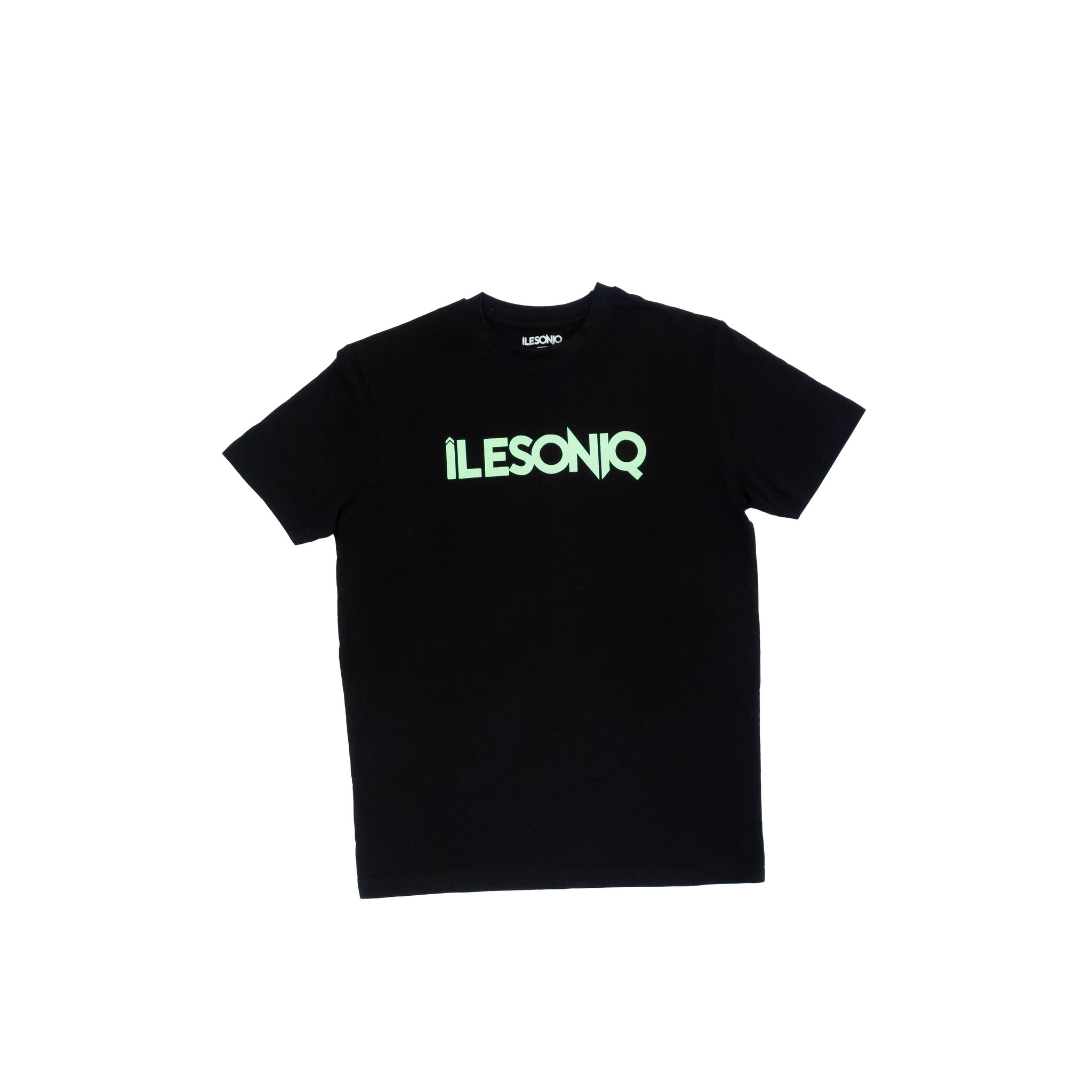 Ile Soniq THIS18CL0002 - T-shirt homme glow in the dark