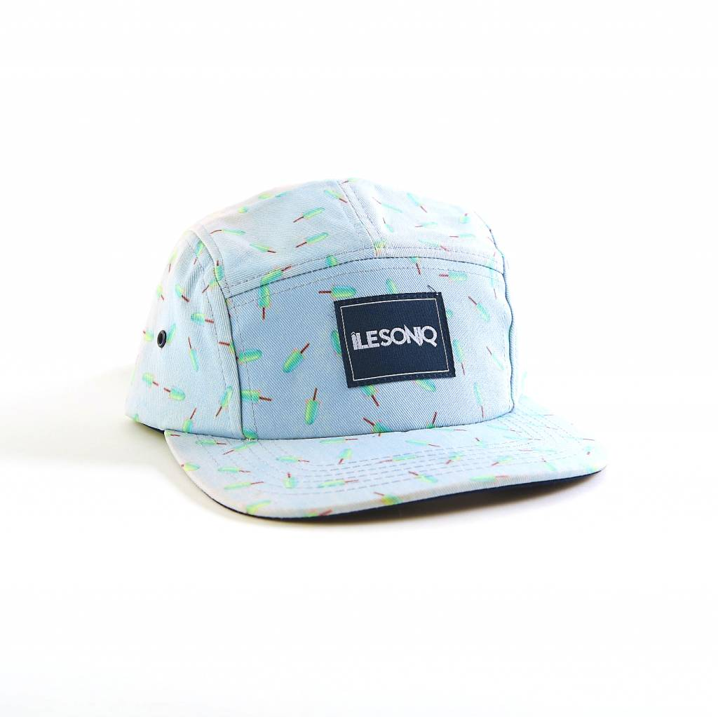 Ile Soniq 5-PANEL LOLLIPOP PRINT HAT