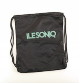 Ile Soniq BLACK DRAWSTING BAG