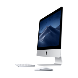 iMac 21.5-inch Retina 4K display 3.6GHz quad-core 8th gen i3