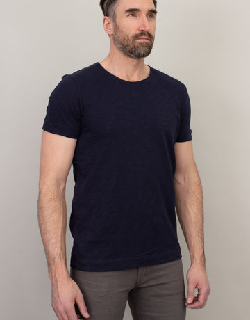 Samsoe & Samsoe Huso Scoop Neck T-Shirt