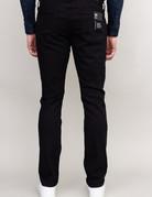 Paige Jeans Paige Federal Black Shadow Slim Jeans