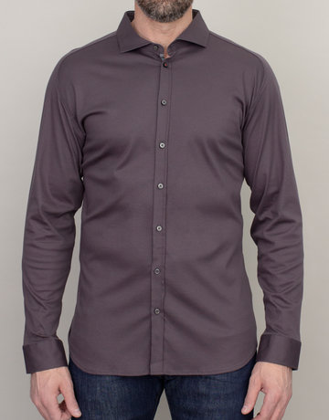 Desoto Desoto Long Sleeve Grey Shirt