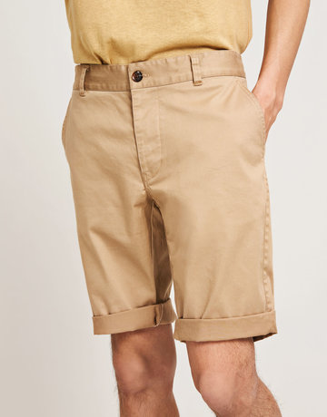 Samsoe & Samsoe Samsoe Balder Shorts khaki