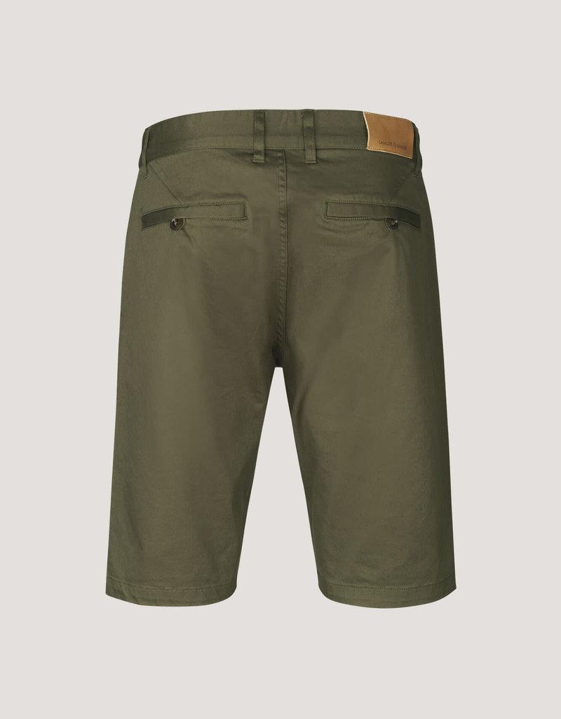 Samsoe & Samsoe Samsoe Balder Shorts Olive