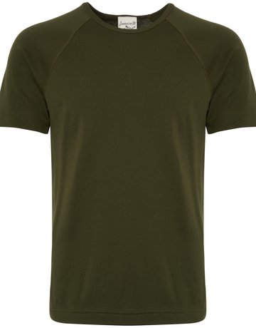 S.N.S. Herning S.N.S Herning T-Shirt Army Moss