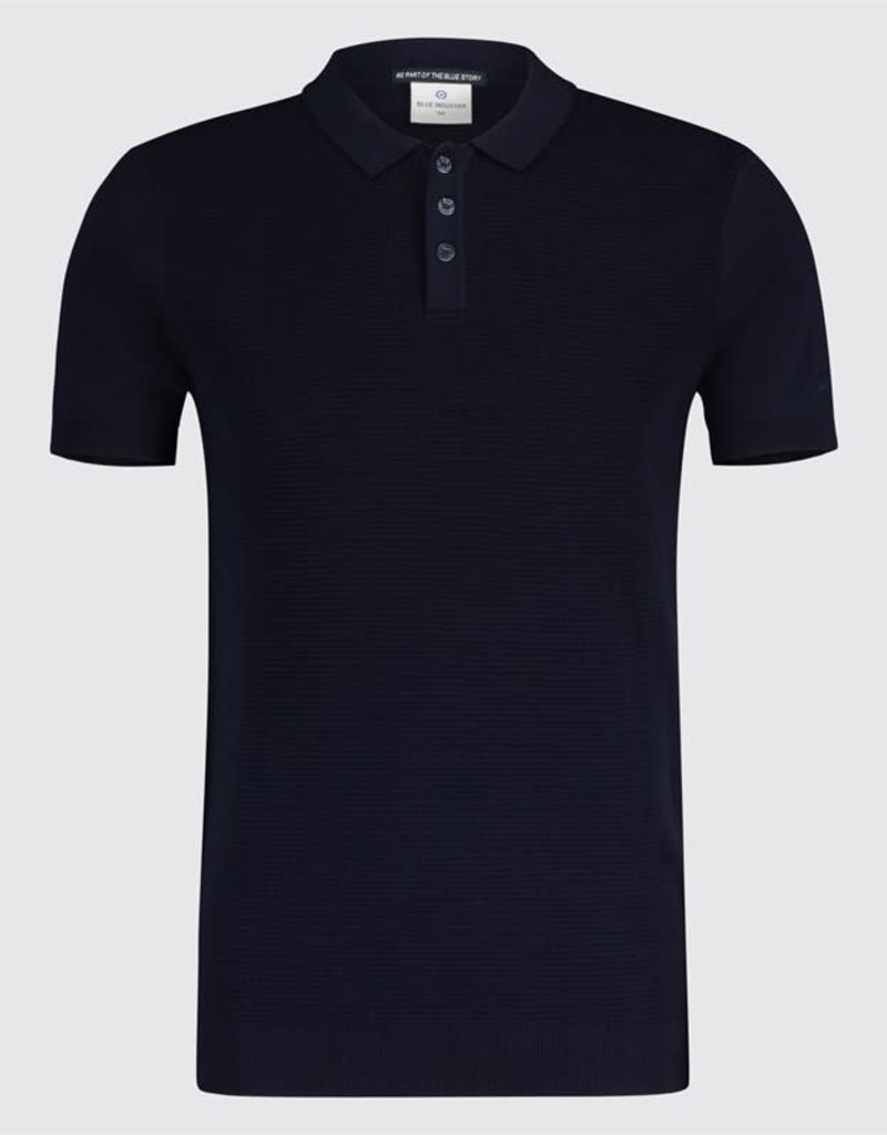 Blue Industry Blue Industry Polo Blue