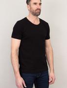 Samsoe Samsoe Crew Neck T-Shirt Black