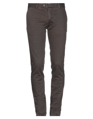 L.B.M 1911 L.B.M 1911 Cotton Pants Brown